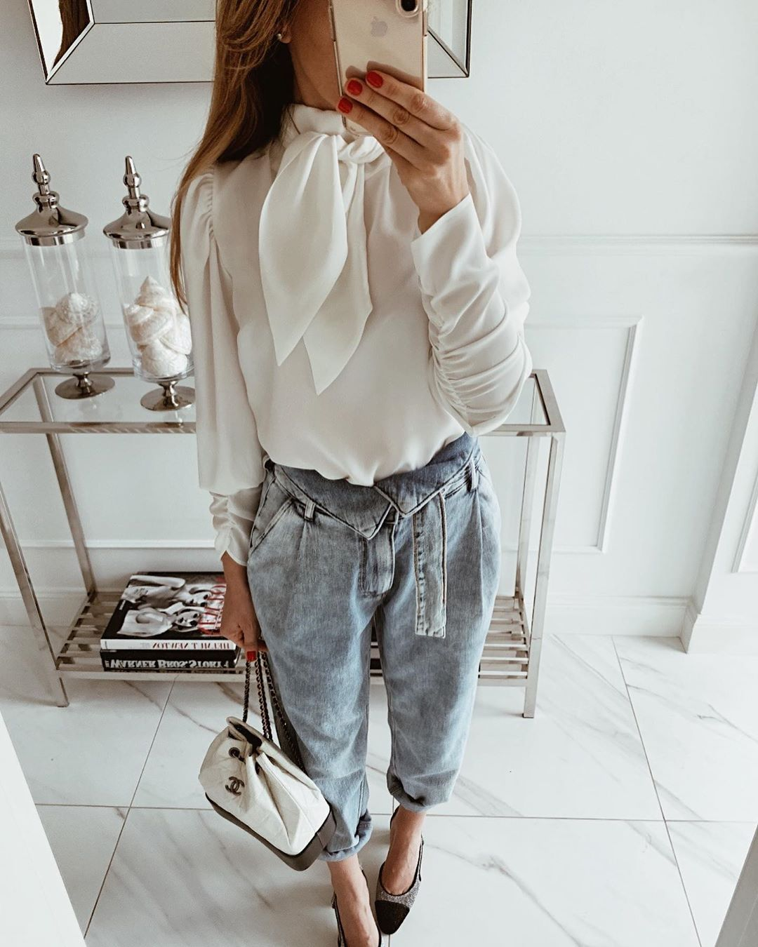 модные блузки и рубашки фото 3