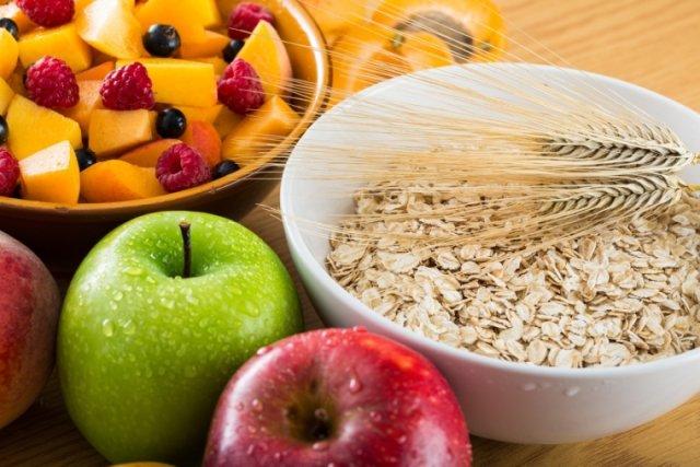 Овсянка для снижения холестерина