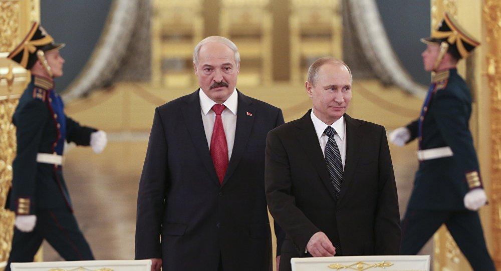 Владимир Путин заставил Лука…