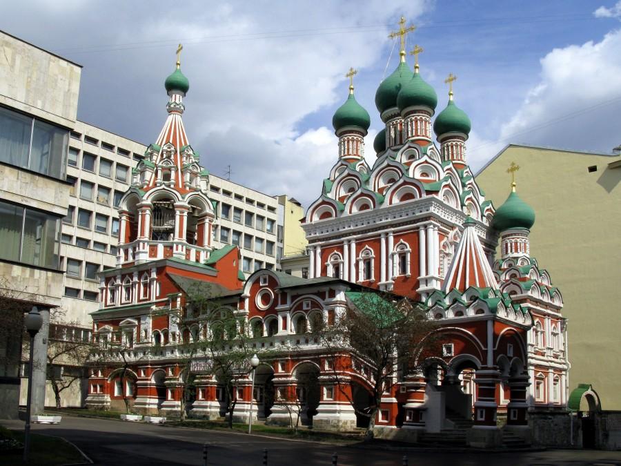 Русское узорочье