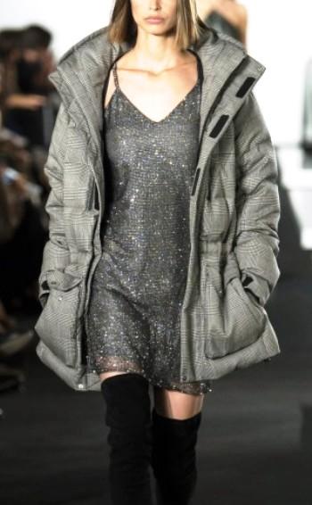 Ральф Лорен осень-зима 2017-2018. Шикарная классика и современность
