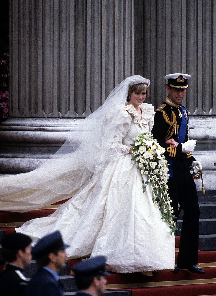 Самые известные в истории свадебные платья