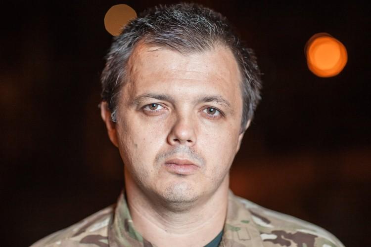 Среди украинских боевиков, з…