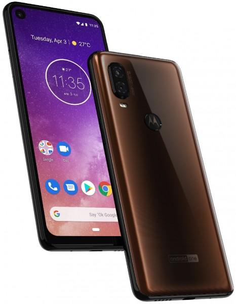 Motorola One Vision появился на качественном рендере новости