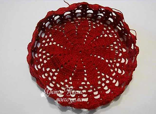 Летняя шляпка крючком для женщин вязание,схемы