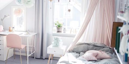 5 основных правил оформления детской комнаты