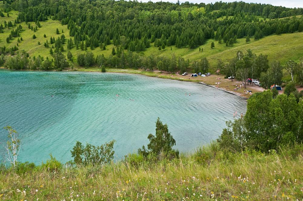 свет озеро большое красноярский край фото запомнят