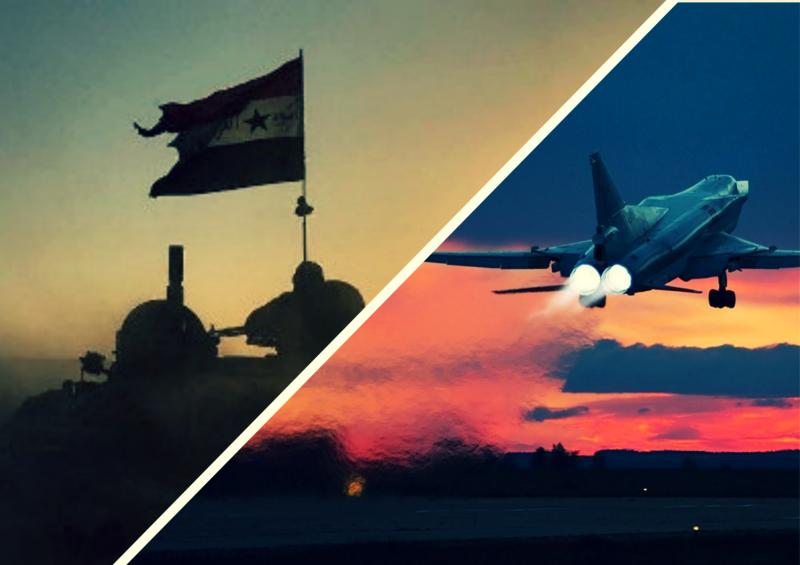 «Евфратский кулак» САА под угрозой «Меядинского котла». Важные факты не в пользу сокращения ВС РФ в Сирии