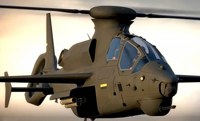 В США стартовала сборка скоростного вертолета-разведчика Invictus Техно
