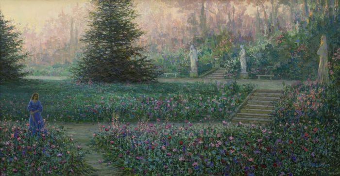 художник Мария Вишняк картины - 21