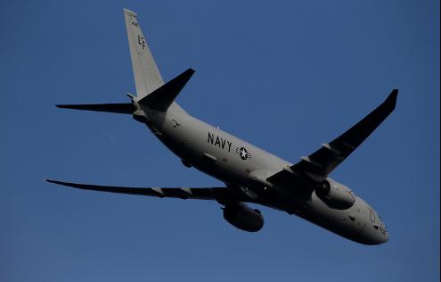 Самолет-разведчик США был в районе Хмеймима во время атаки террористов