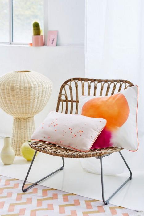 Старая плетёная мебель буквально нарасхват и среди коллекционеров, и среди дизайнеров.