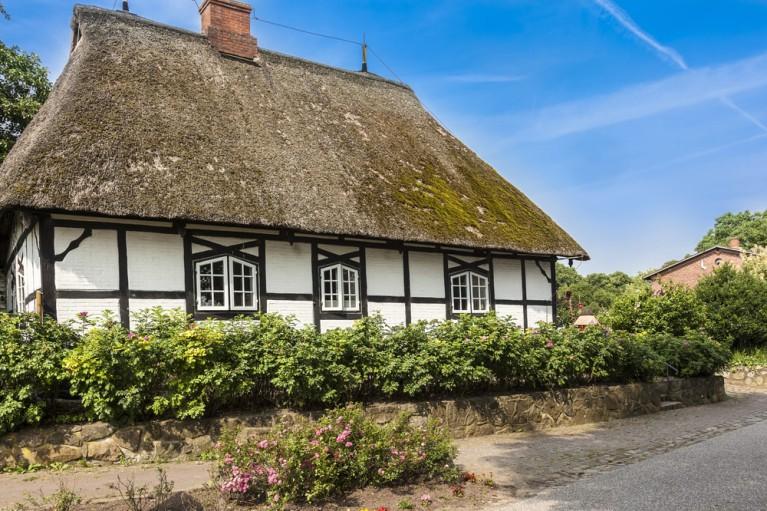 11 волшебных деревень в Германии