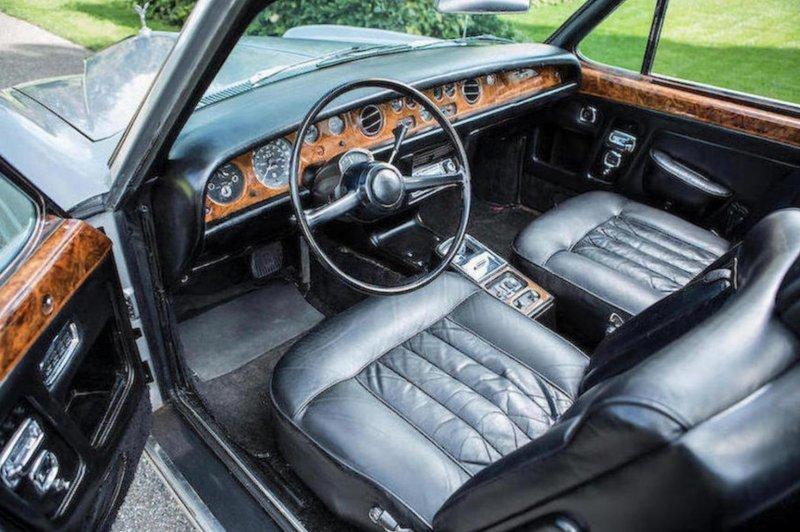 Кабриолет Rolls-Royce, принадлежавший боксеру Мохаммеду Али