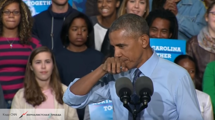 15-летняя дочь Барака Обамы …