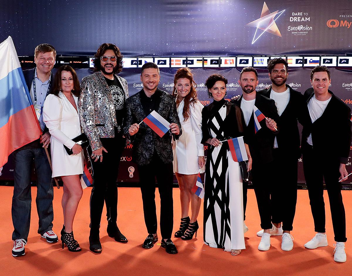 Сергей Лазарев рассказал, почему решил снова участвовать в «Евровидении»