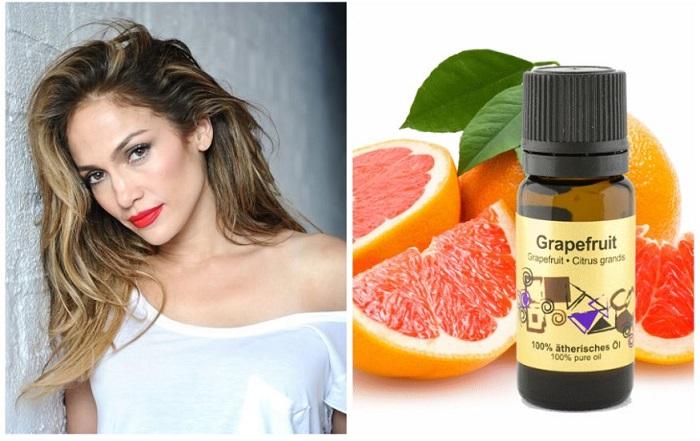 Дженнифер Лопес считает, что запах грейпфрута снижает аппетит