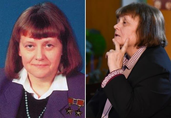 В тени Терешковой: Почему первая женщина в открытом космосе Светлана Савицкая стала забытым героем загадочность,знаменитости,интересное,очарование,фотографии
