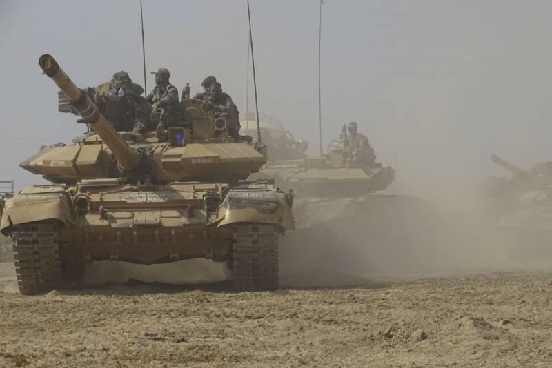 Индия перезапускает программу разработки танка FRCV оружие,танки
