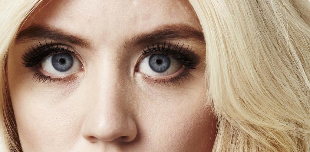 картинки люди с большими глазами красивый