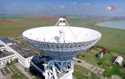 В Евпатории модернизировали центр космической связи