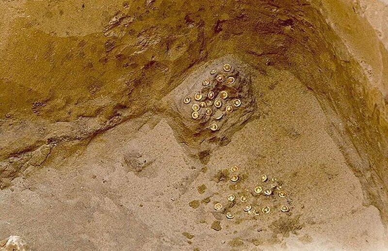 Астраханский фермер обнаружил на своем участке 2000-летнее захоронение с драгоценностями Астрахань, Сармат, археология, драгоценность, захоронение, находка, россия