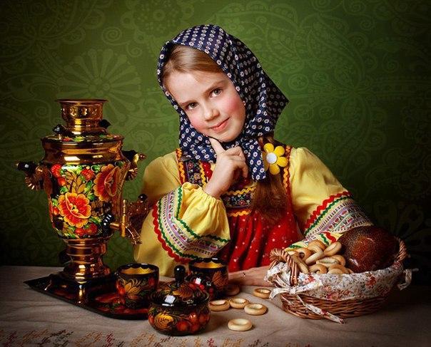 Свод правил русского чаепития