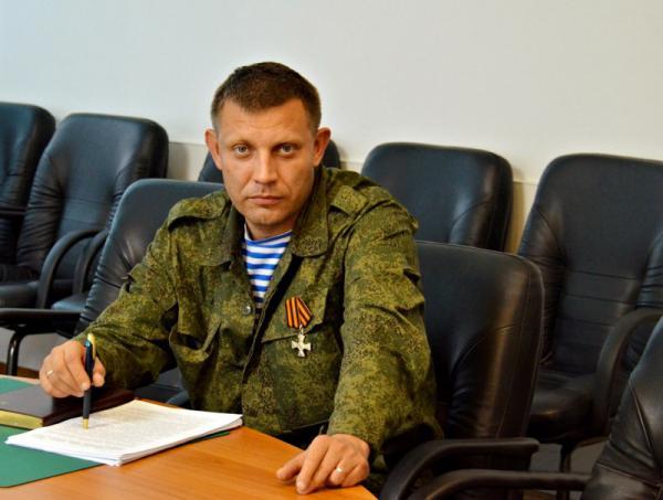 Захарченко обратился ко всем украинцам; мрачное пророчество об «исходе силы» в Донбассе - ДНР и ЛНР, развитие событий