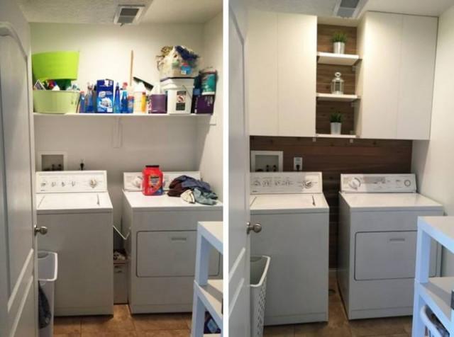 Жилища до и после ремонта