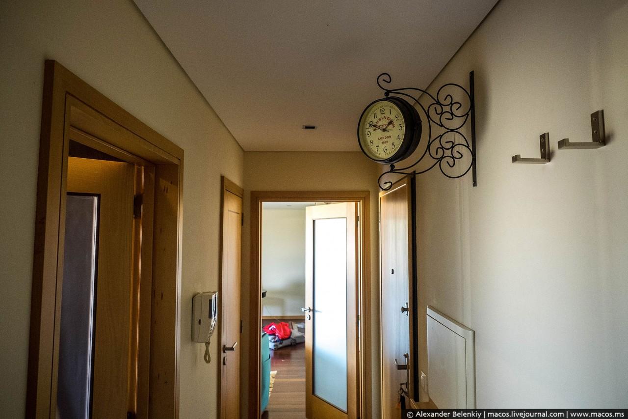 Моя квартира в Португалии