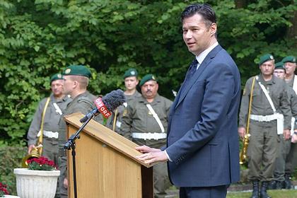 Украинский посол возмутился статьей в австрийской газете о войне в Донбассе