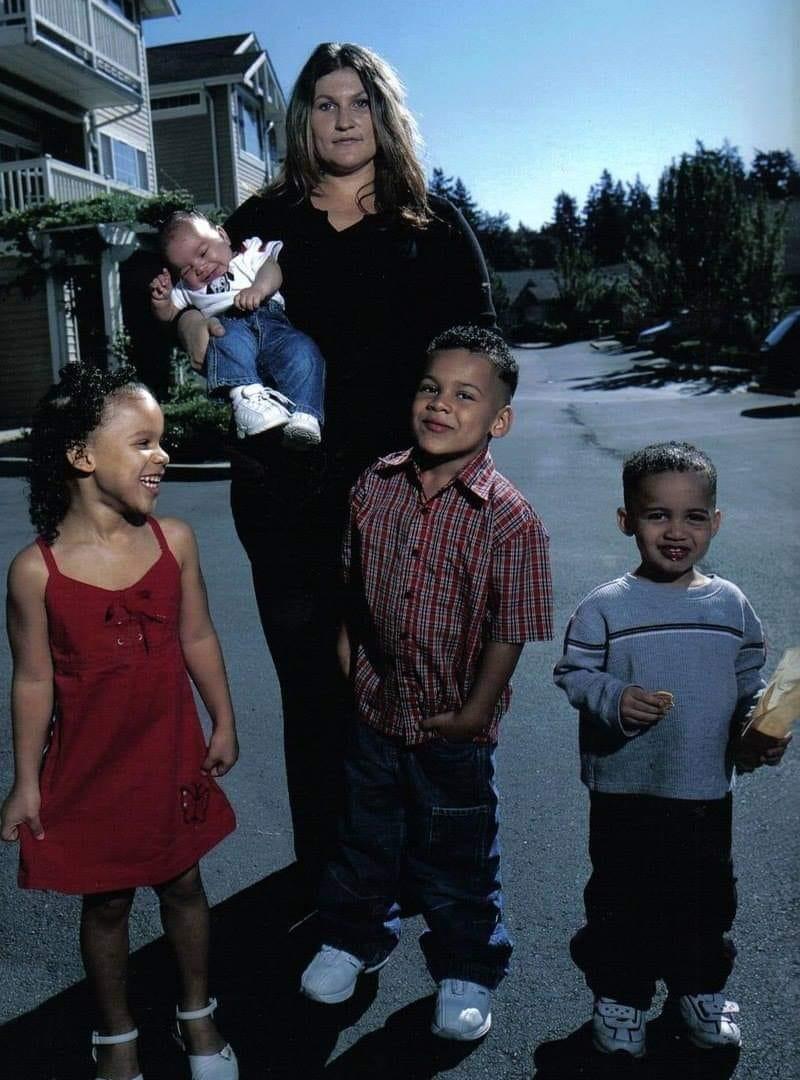 Очень странная история: женщина-химера дети,ДНК,интересное,медицина