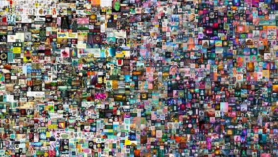 Художник Beeple продал коллаж за ,3 млн и побил рекорд в области цифрового искусства Культура