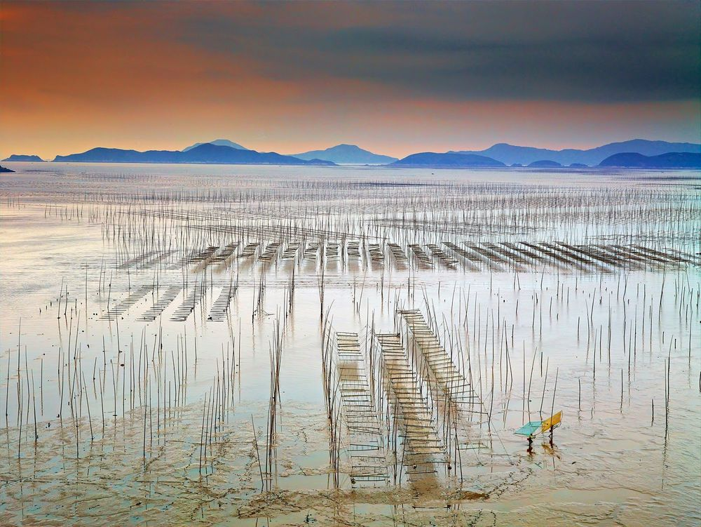 Невероятная красота Китая на фотографиях Тьери Борнье