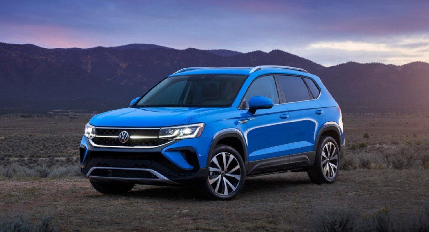 Эксперты рассказали о перспективах модели Volkswagen Taos в России Автомобили