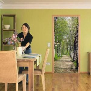 Как обновить межкомнатные двери своими руками домашний очаг...