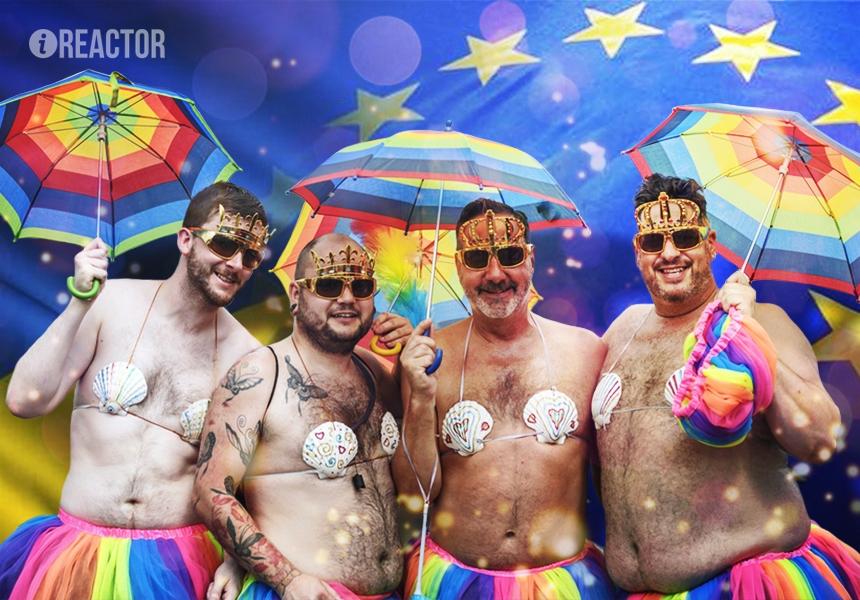 Запад ставит Украину в позу ЛГБТ: от Киева требуют гей-парада