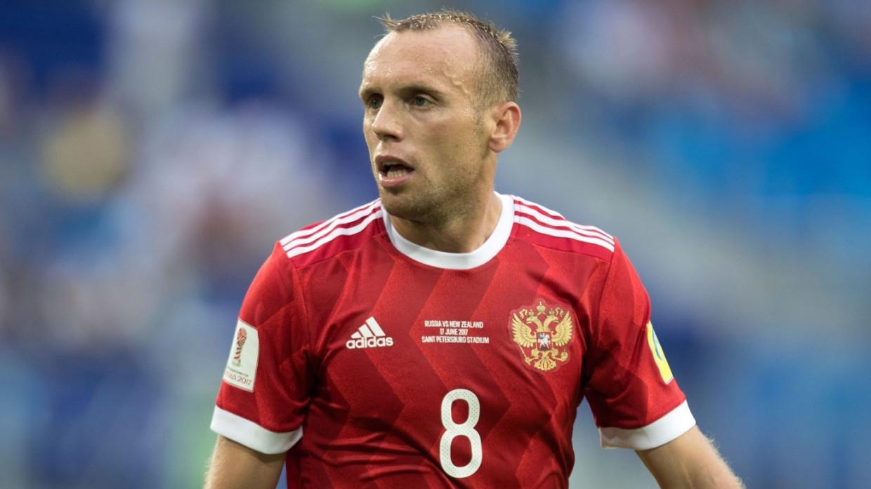 Глушаков не сыграет за сборную России против Словакии и Словении Спорт