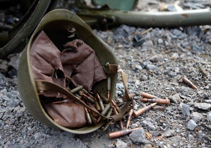 Судьба карателей: На Донбасс…