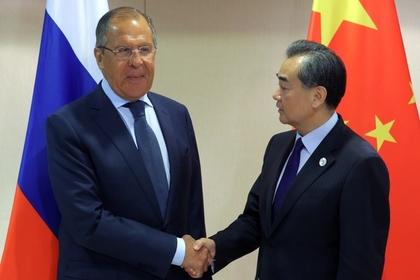 Китай заявил о готовности наращивать стратегическое взаимодействие с Россией