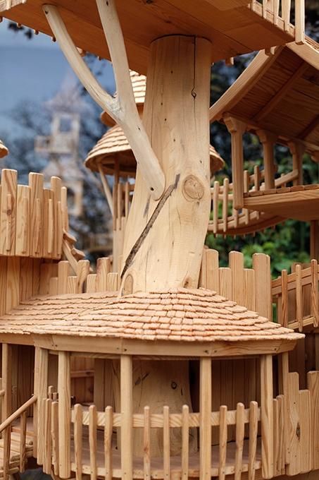Деревянные замки Роба Херда прикладное