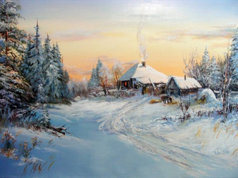 художник Александр Леднёв картины – 06