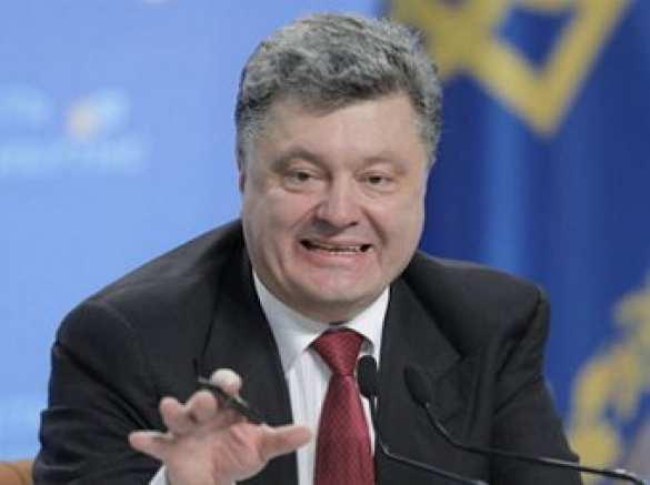 Порошенко пожаловался CNN на российские СМИ