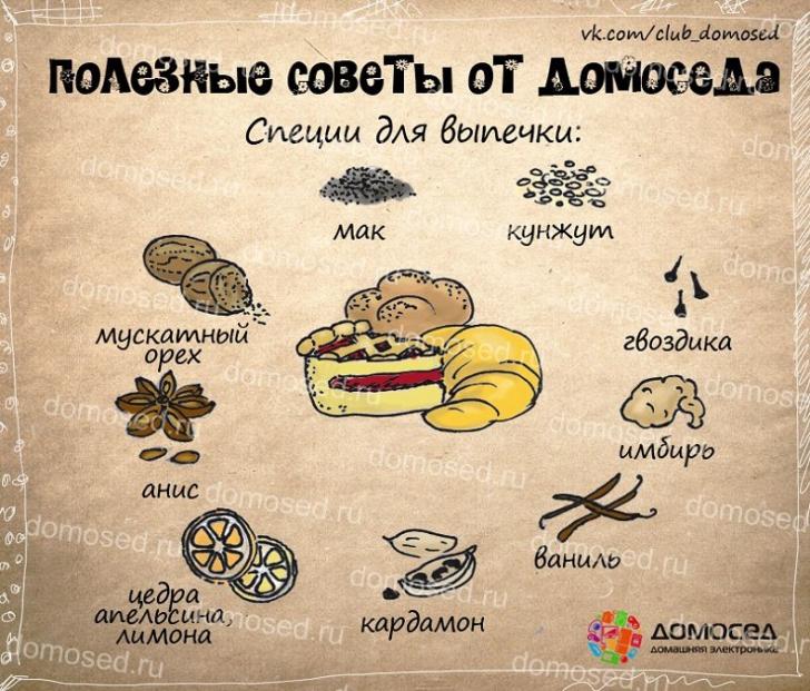бородина полезные советы про еду в картинках первый