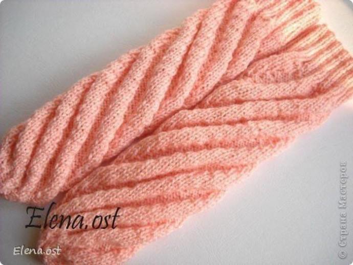 Носки по спирали без вывязывания пятки вязание,мастер-класс