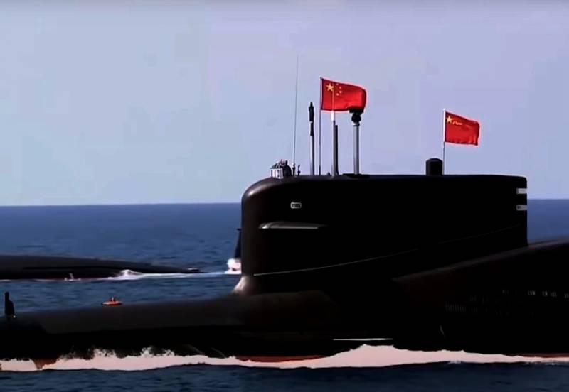 Ракета JL-3 для подлодок НОАК: новый «аргумент» Китая в противостоянии с США оружие