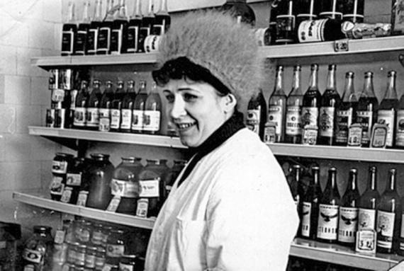 Что пили в СССР. Посвящается тем, кто это пил и дожил до наших дней