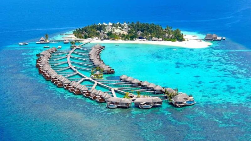 3. Мальдивские острова дом, жилье, опасные места, строительство