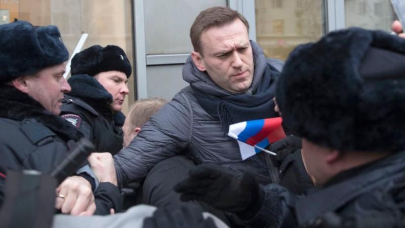 Навальный как живая иллюстрация стихов