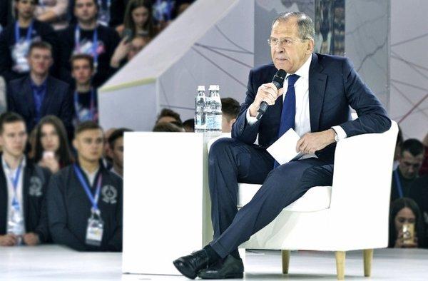 """Лавров довел США до истерики: """"Россия больше не будет терпеть беспредел Запада!"""""""